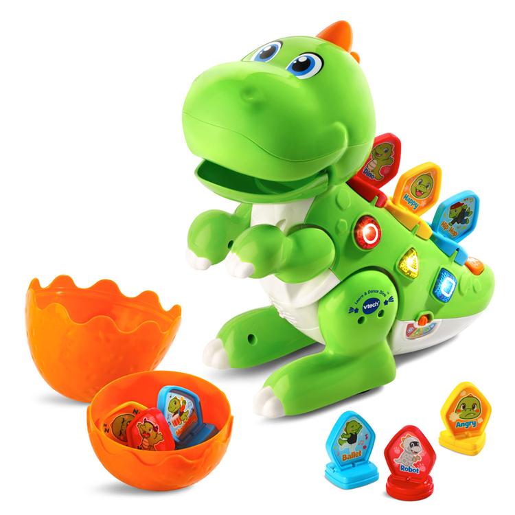 Lär Stampa Sjunga Snurra med Dino. Fr 2-5år
