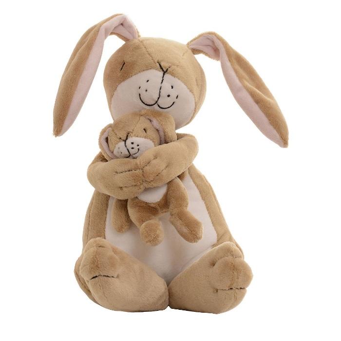 Guess how much i love you Hare med musik och rörelse