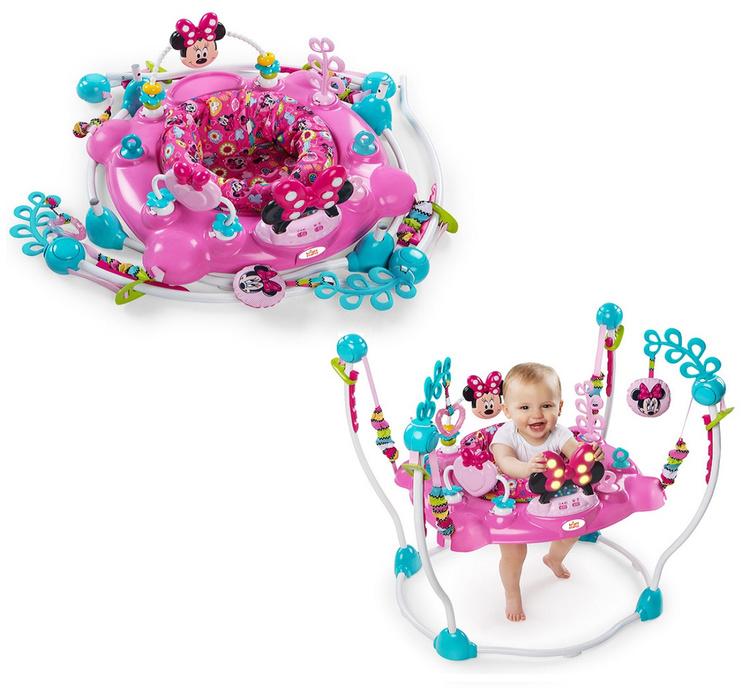 Disney Mimmi Pigg Peekaboo Hoppgunga m lampor o musik