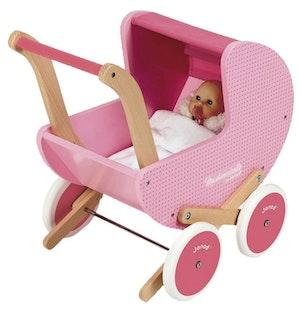 Lära gå vagn Dockvagn Mademoiselle. Fr 18mån