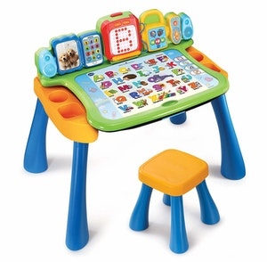 VTech 4i1 Touch and Learn Aktivitetsbord med stol. 3-5år