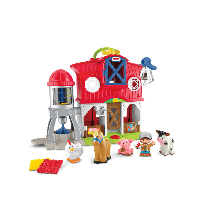 Fisher-Price Bondgård Little People Caring for Animals. Fr 1år