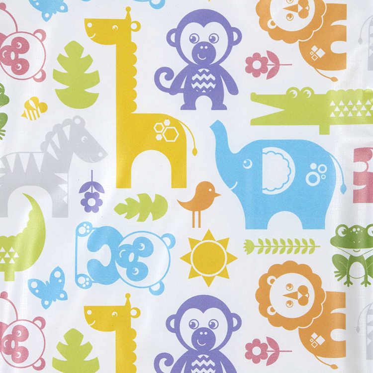 Fisher-Price Jungle Puzzles Skötbädd för spädbarn och 3Pack Antibakteriella servetter Dödar 99,9% av bakterier