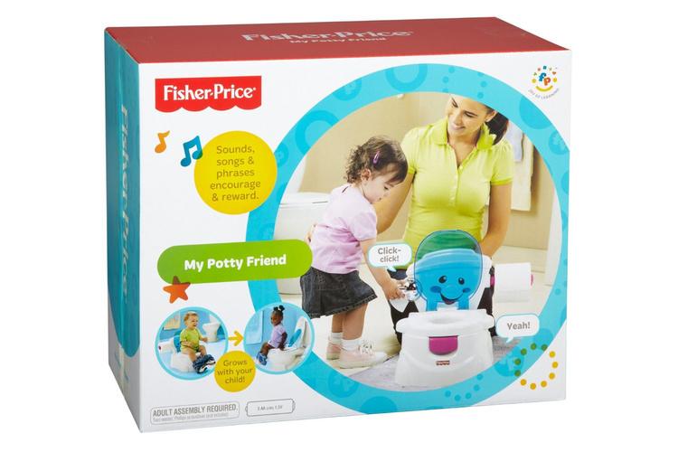 Fisher-Price Potta - My Potty Friend