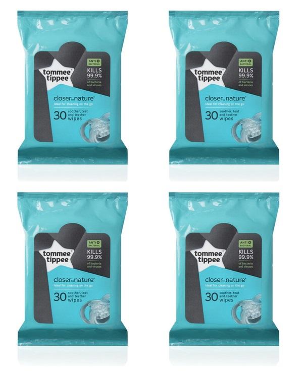 Fisher-Price ergonomisk Enhörning Potta och 4Pack Antibakteriella servetter Dödar 99,9% av bakterier