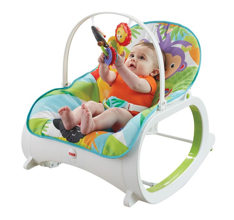 Fisher-Price Babysitter Babyvagga Fr 0mån till småbarn
