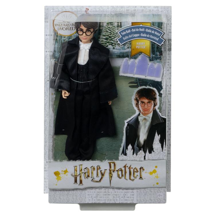 Exklusiva Rörliga Harry Potter Samling (4 Figurer) - Inspirerade från filmen Back to Hogwarts
