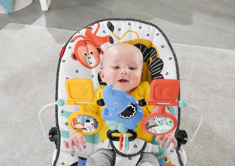 Fisher-Price Babysitter Babyvagga Fr 6mån