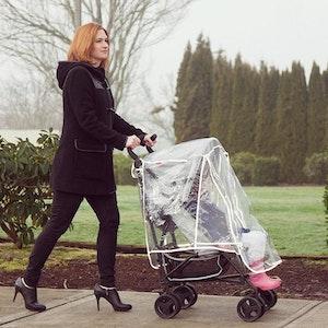 Smart Barnvagn Regnskydd