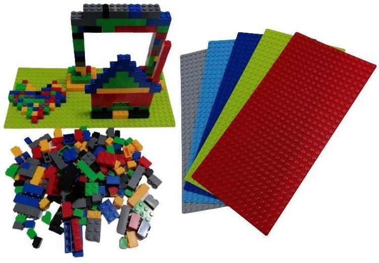 1 x Basplatta o 320+ delar Byggklossar Kompatibla med Lego