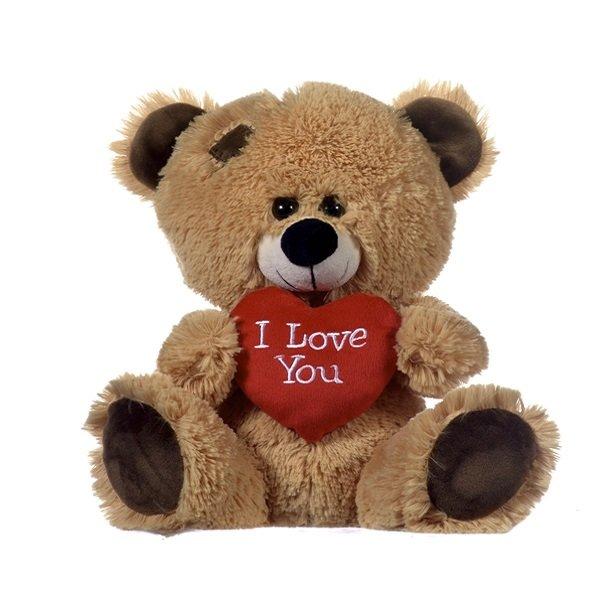 Keel Toys Gosedjur - I Love You . Fr 1år+