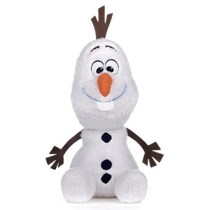 Disney - Frozen 2 Olaf X-Large Gosedjur ca 55cm i Höjd - Fr 1år+