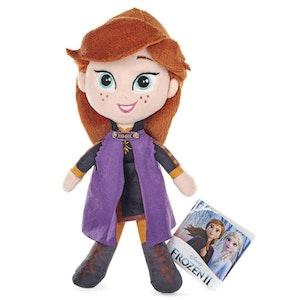 Disney Frozen 2 Plysch. Anna . 18cm Fr 1år+