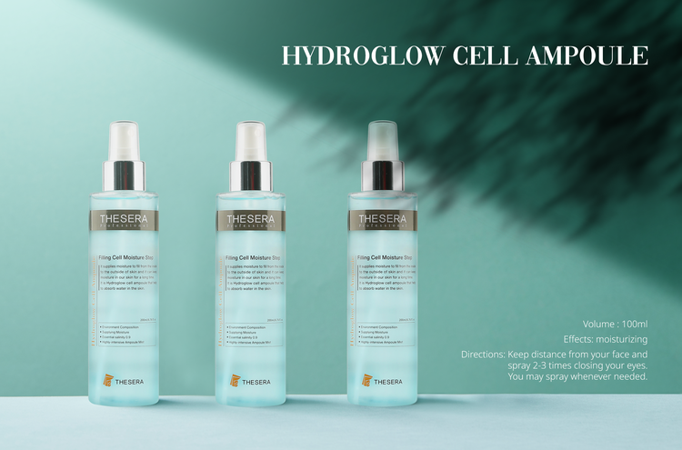 Hydroglow Cell Ampoule