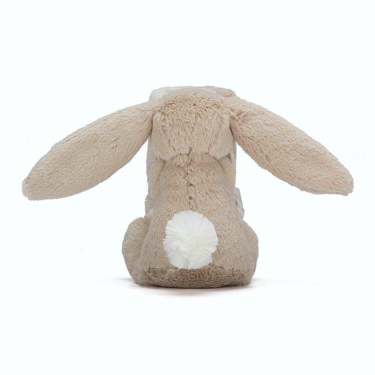 Bashful beige bunny snuttefilt