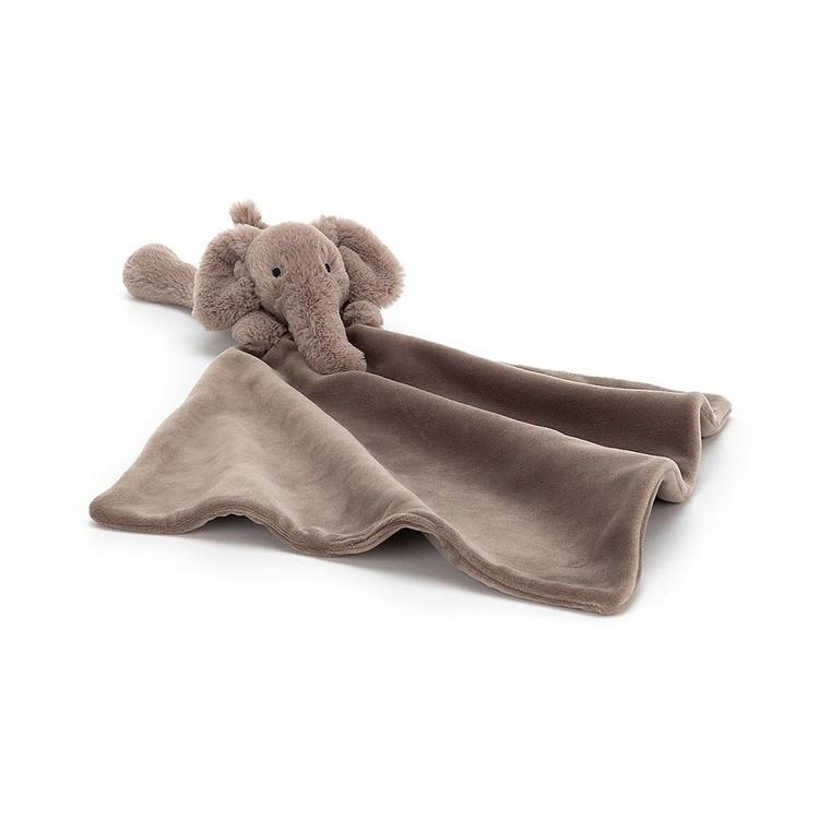 Sooshu Elephant Snuttefilt