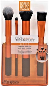Real Techniques-Flawless Base Set Brushes