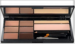 Revolution Ultra Brow Palette Fair To Medium