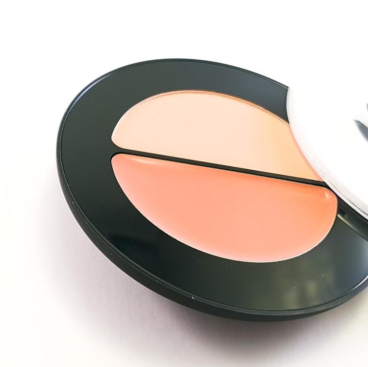 Calvin Klein CK One Cosmetics Cream + Powder Blush Duo 6g - Breath