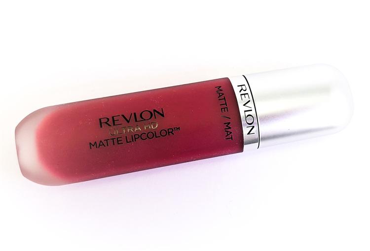 Revlon Ultra Hd Matte Lipcolor, 610 Hd Addiction