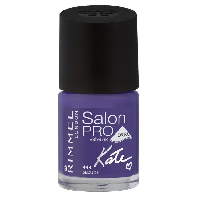 Rimmel London Lycra Pro Salon Nail Polish 444 Seduce by Kate 12 Ml
