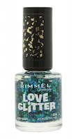Rimmel London Love Glitter Nail Polish - 034 A Crush On You