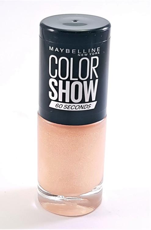 Maybelline Color Show Nailpolish vanilla venom