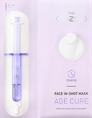 THE OOZOO FACE IN-SHOT AGE CURE