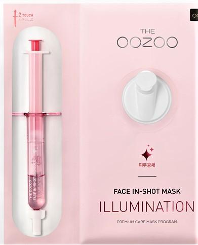 THE OOZOO FACE IN-SHOT ILLUMINATION