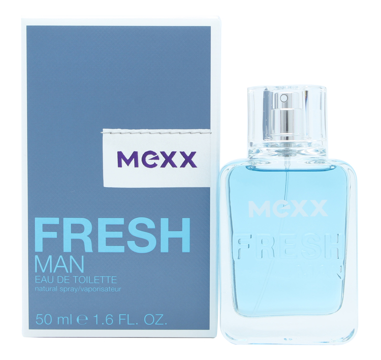 Mexx Fresh Man EdT