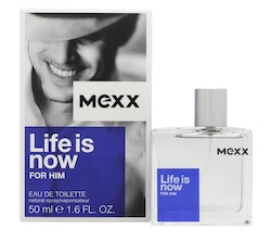 Mexx Life Is Now For Him EdT 50 ml