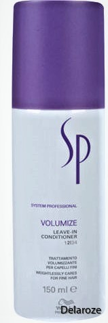 Wella SP Volumize Leave-In Conditioner 150ml