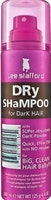 Lee Stafford Dry Shampoo Dark 200ml