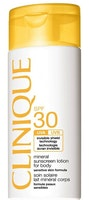 Clinique SPF 30 Mineral Sunscreen Lotion Body