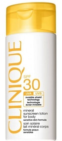 Clinique SPF 30 Mineral Sunscreen Lotion Body