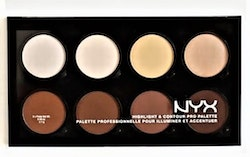 Highlight & Contour Pro Palette NYX Professional Makeup
