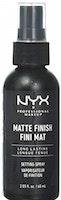 Make Up Setting Spray Matte NYX Professional Makeup