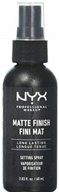 Make Up Setting Spray Matte NYX Professional Makeup