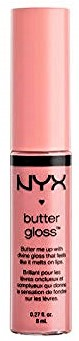 Butter Gloss Creme Brulee NYX Professional Makeup