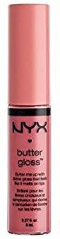 Butter Gloss Tiramisu NYX Professional Makeup