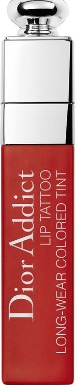 Addict Lip Tattoo Tinted Lip Gloss 661 Natural Red DIOR