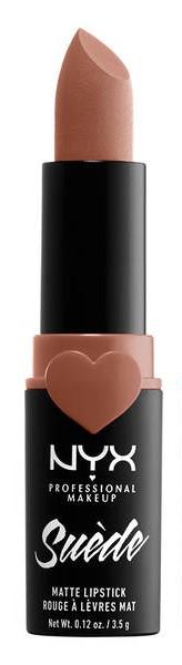 Suede Matte Lipstick 01 Fetish NYX Professional Makeup
