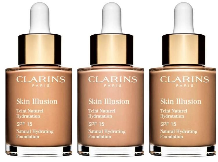 Skin Illusion SPF15 30 ml  Clarins