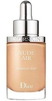 Diorskin Nude Air Foundation 020 Light Beige DIOR