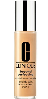Beyond Perfecting Foundation + Concealer Clinique
