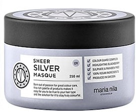 Maria Nila - Sheer Silver Masque 250 ml