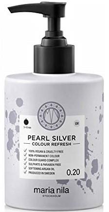 Colour Refresh 0.20 Pearl Silver - Maria Nila