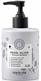 Colour Refresh 0.20 Pearl Silver - Maria Nila