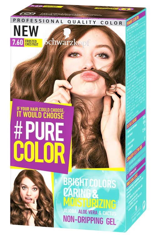 Pure Color 7.0 Dirty Blonde - Schwarzkopf