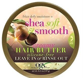 OGX Shea Soft & Smooth Hair Butter 187 g
